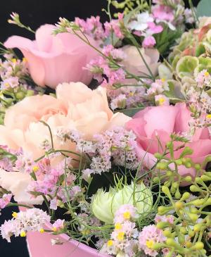 Flower box Bergame