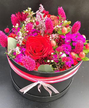 Flower box Château de l' Ou