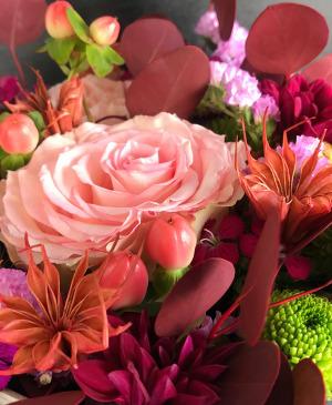 Flower box Château Valmy