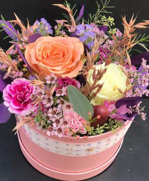 Flower box Mademoiselle Elne