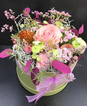 Flower box Mademoiselle Sorède