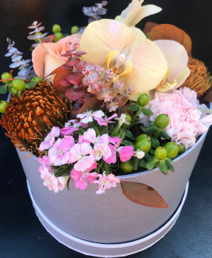 Flower box Paris