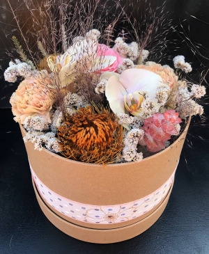 Flower box Terracotta