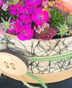 Flower box Les jardins de Paulilles